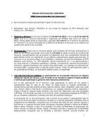 """REGLAS OFICIALES DEL CONCURSO """"EME 15 ... - Mundonick.com"""