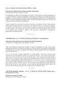 Rassegna di massime della giurisprudenza in tema di gestione di ... - Page 5