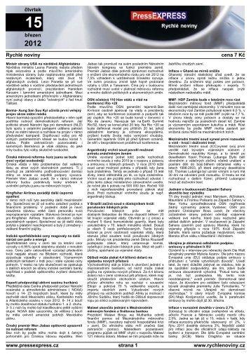 2012 - PressEXPRESS.eu
