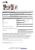 Konsulentansökan – Lingon & Blåbär våren 2013 - Page 2