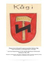 Stammbaum - kaegi-family.ch