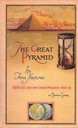 1924 The Great Pyramid -- Its Time Features - A2Z.org