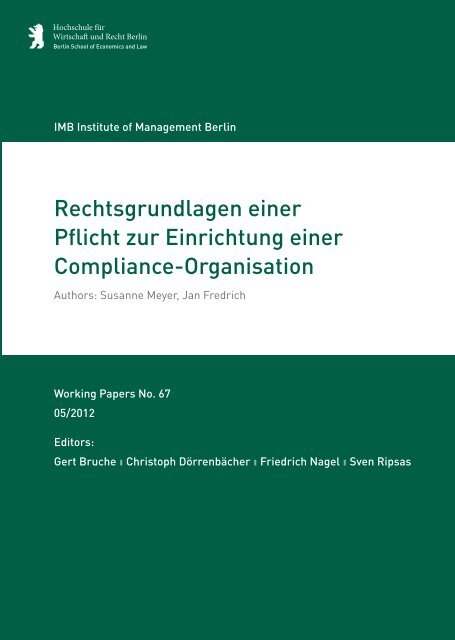 PDF-Download - MBA Programme der HWR Berlin