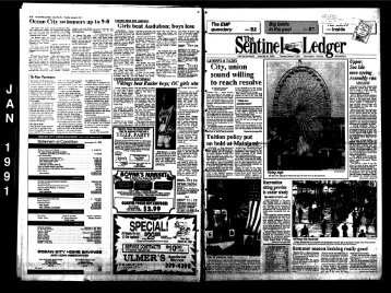 Feb 1991 - Newspaper Archives of Ocean County