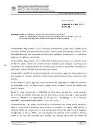 Circular n.º 45/2011, Série II