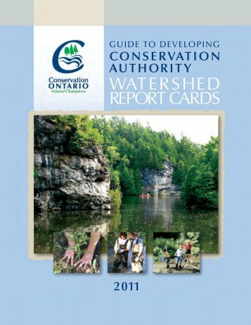 CO Watershed Report Jan 17.qxd - Conservation Ontario