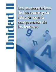 Las características de los textos y su relación con la comprensión de ...