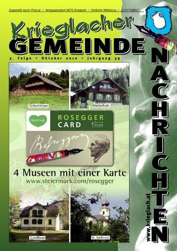 Aktuelles - Gemeinde Krieglach