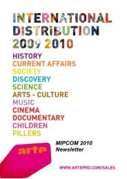 MIPCOM 2010 Newsletter
