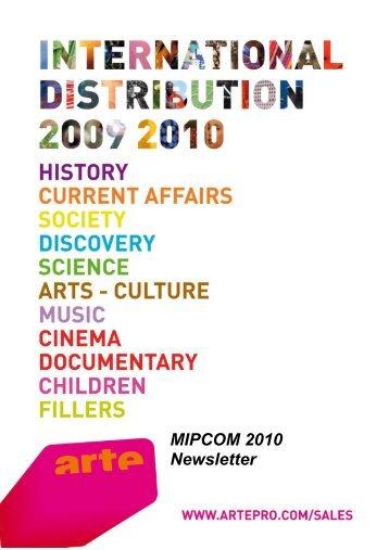 MIPCOM 2010 Newsletter
