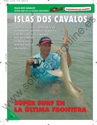ISLAS DOS CAVALOS - Solopescaonline.es