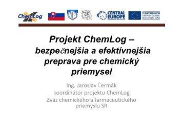 Projekt ChemLog