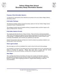 Vellore Village Study Information Package - the York Catholic ...