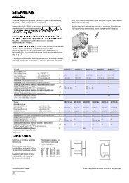 3RW3-käyttöohje - Siemens