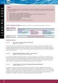Advanced Program - IWA - Page 4