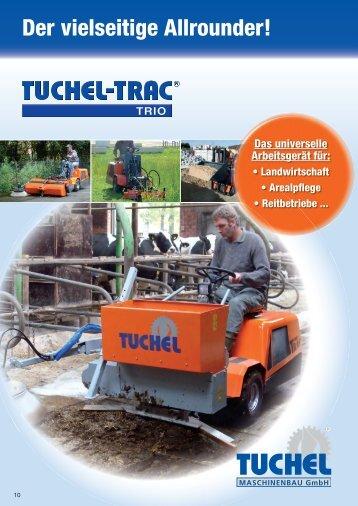 Tuchel Trac Trio