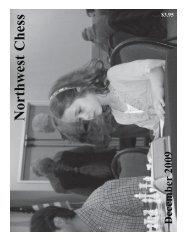 200912 - Northwest Chess!