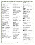Posada Directory 2011 - Archdiocese of Chicago - Page 2