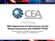 Doug Johnson - 4E - Efficient Electrical End-Use Equipment