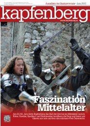 Amtsblatt Juni 2012 (2,77 MB) - .PDF - Stadtgemeinde Kapfenberg