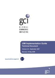 UIM Implementation Guide Technical Document