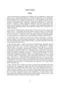 magyar mint idegen nyelv hungarológia - Országos Széchényi ... - Page 4