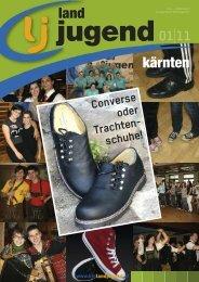 Kärnten Ausgabe 01/2011 - Landjugend Österreich
