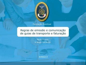 Apresentação - Ordem dos Técnicos Oficiais de Contas