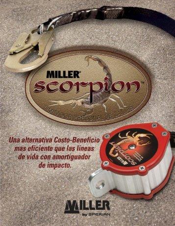 Miller Scorpion/Opciones del conector - Miller Fall Protection