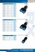 RX Push In Fittings - Eriks UK - Page 3