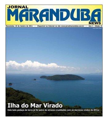 Ilha do Mar Virado - Jornal Maranduba News