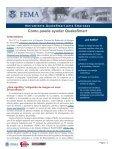 Cómo afectan los terremotos a las empresas - Florida Alliance for ... - Page 3