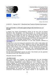 2-2010/11 - Februar 2011 Elternbrief des Friedrich-Rückert ...