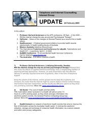Download February 2005 newsletter - APS Member Groups