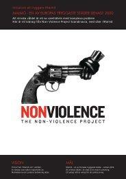 Non-violence Project - Catarina Rolfsdotter-Jansson