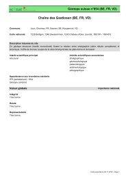 Chaîne des Gastlosen (BE, FR, VD) - admin.ch