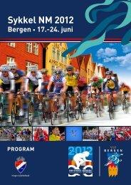 Sykkel NM 2012 - Logg inn på Min Side