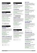Directory - Tourist Guide - Bartercard Travel - Page 6