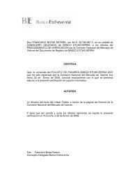 Don FRANCISCO BOTAS RATERA, con N.I.F. ... - BME Renta Fija