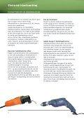 Hent Elektrisk håndværktøj - Industriens Branchearbejdsmiljøråd - Page 2