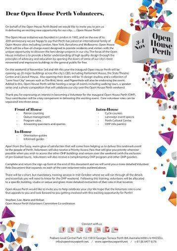 Volunteer Sign-up Document Page 1.ai - Design Institute of Australia