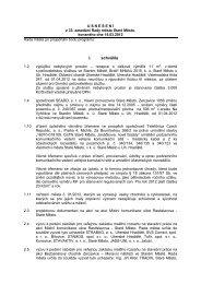 Usnesení z 33. zasedání Rady města Staré Město, konaného dne ...