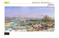 Santa Monica Place Architectural Criteria Manual - Macerich