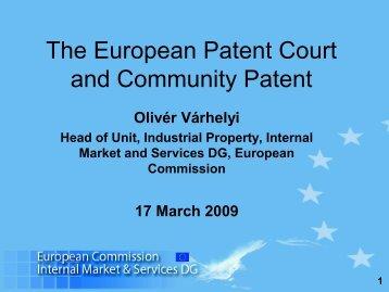 Community Patent