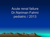 Nutrition in acute renal failure