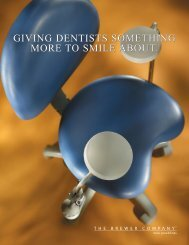 GIVING DENTISTS SOMETHING MORE TO SMILE ... - QuickMedical