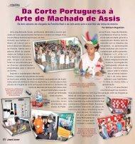 Da Corte Portuguesa à Arte de Machado de Assis - Appai