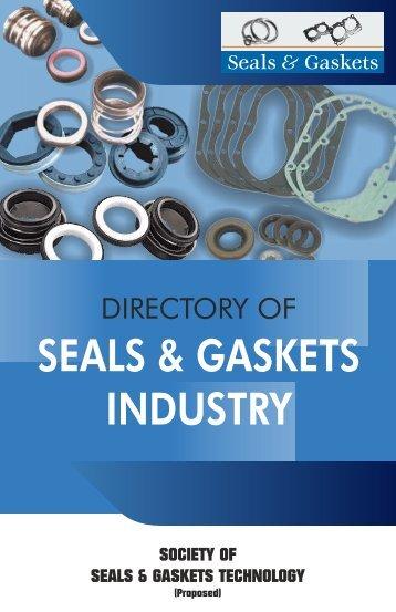 SEALS & GASKETS INDUSTRY