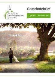Was Frauen wertvoll macht - Ev. Johannesgemeinde Darmstadt