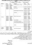 Date Sheet 2011 - ilmkidunya - Page 2
